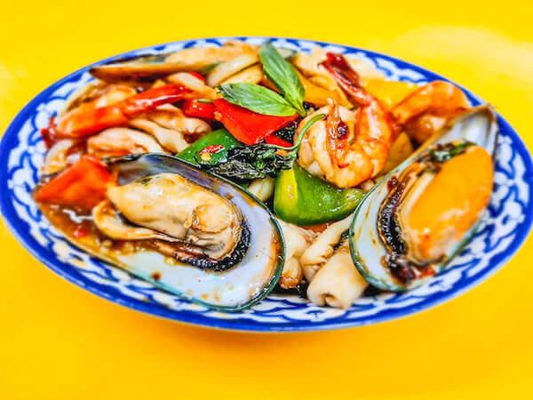 Bästa thairestaurangen i Göteborg 2021