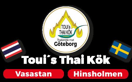 Toui's Thai Kök – Thai Restaurang & Take Away i Göteborg
